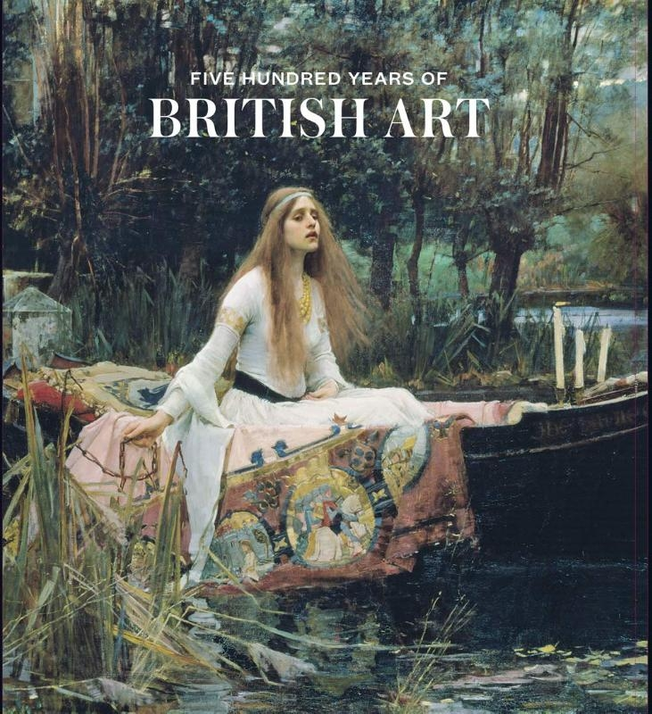 Kirsteen McSwein,FIVE HUNDRED YEARS OF BRITISH ART