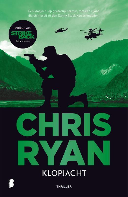 Chris Ryan,Klopjacht