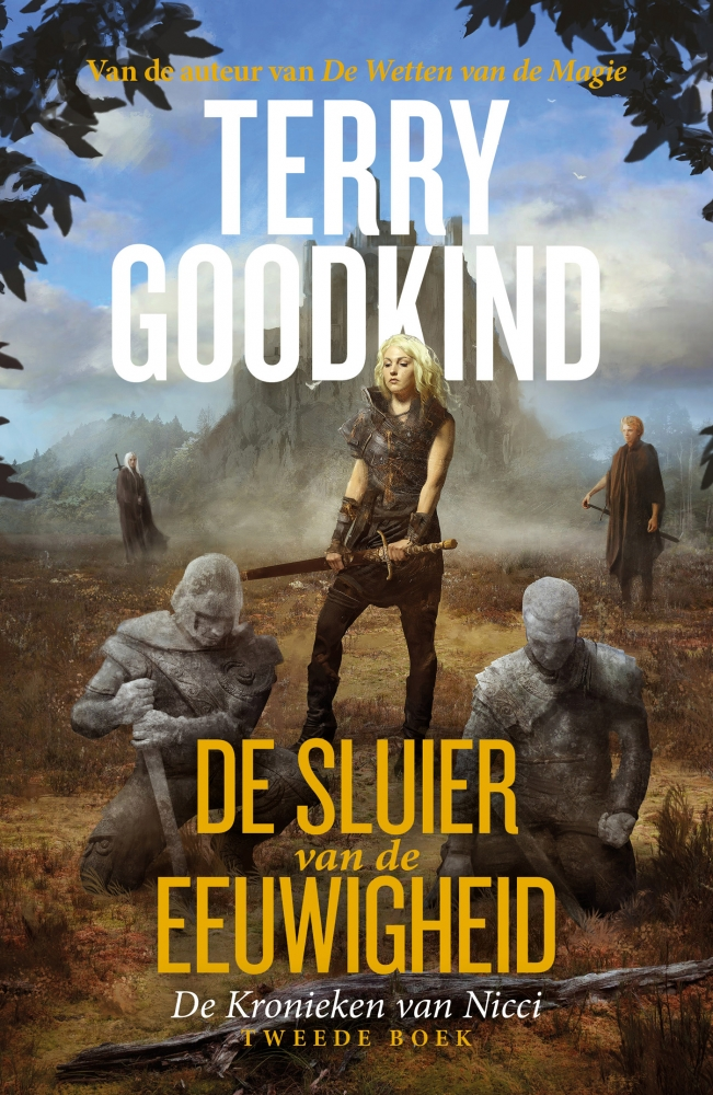 Terry Goodkind,De Sluier van de Eeuwigheid