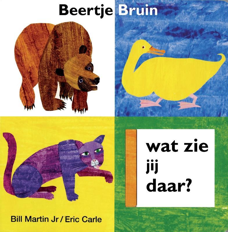 Bill Martin,Beertje Bruin