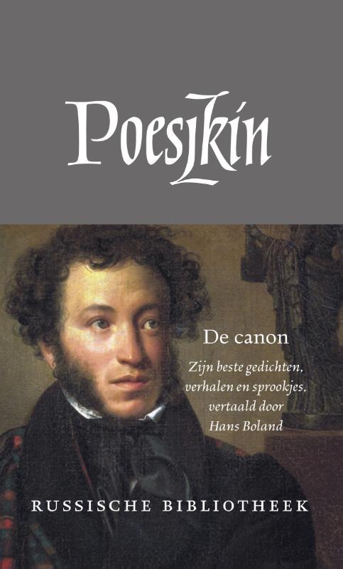 Aleksandr Poesjkin,De canon