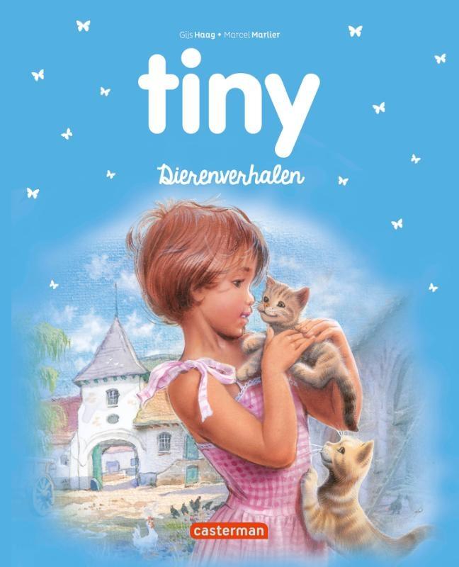 Gijs Haag,Tiny Dierenverhalen