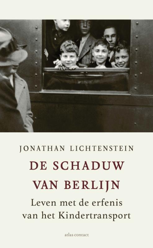 Jonathan Lichtenstein,De schaduw van Berlijn