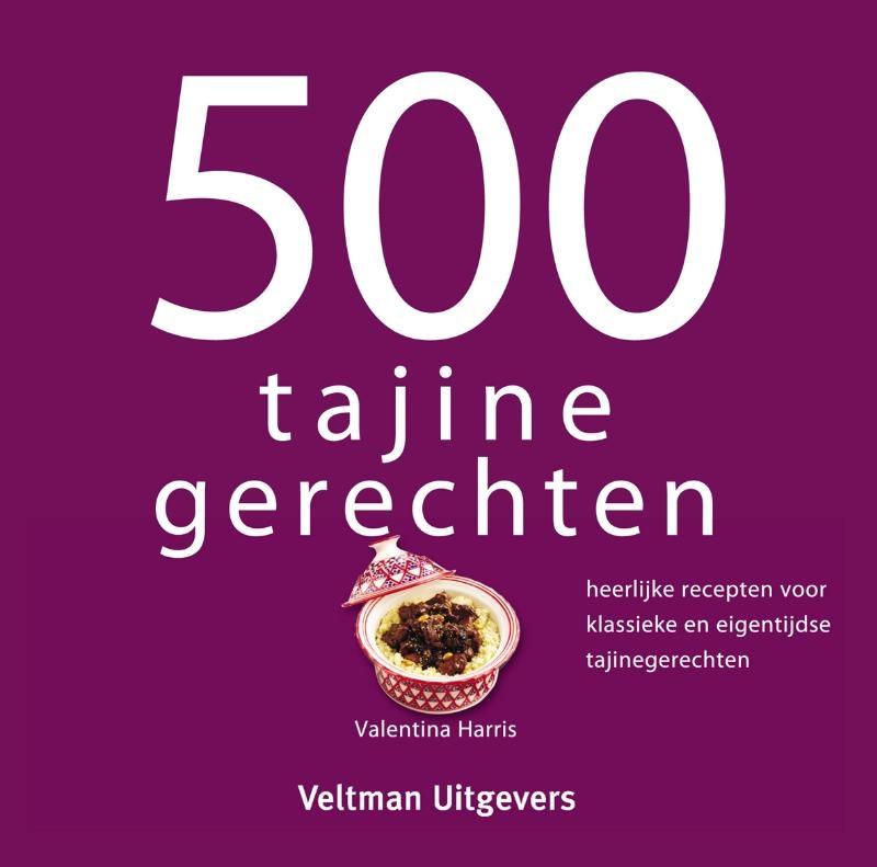 Valentina Harris,500 tajine gerechten