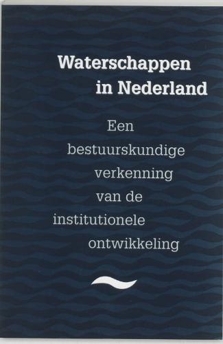 ,Waterschappen in Nederland
