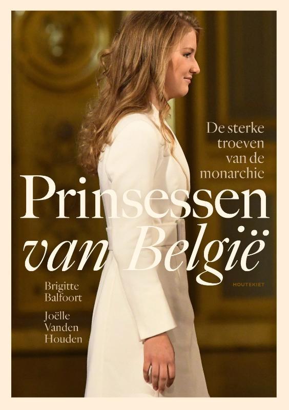 Joëlle Vanden Houden, Brigitte Balfoort,Prinsessen van België