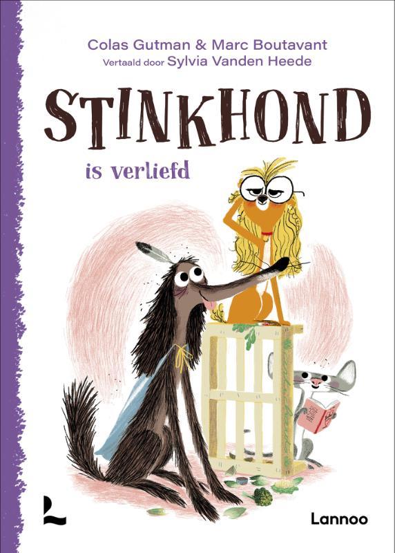 Colas Gutman,Stinkhond is verliefd