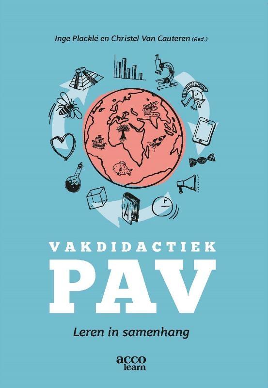 Inge Placklé, Christel van Cauteren,Handboek Vakdidactiek PAV