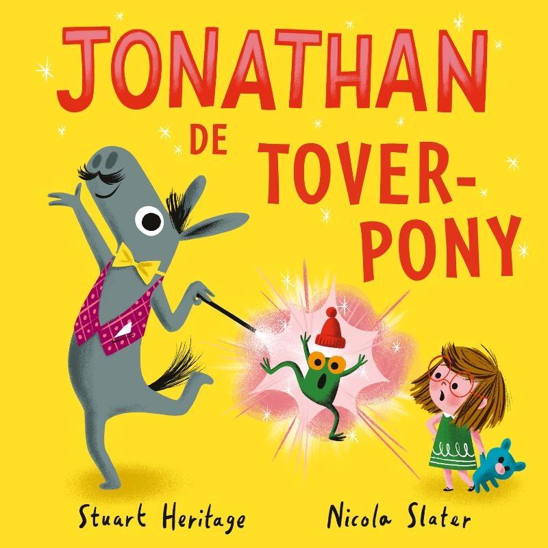 Stuart Heritage,Jonathan de Toverpony