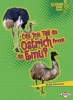 Silverman, Buffy,Can You Tell an Ostrich from an Emu?
