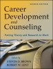 Brown, Steven D.,Career Development and Counseling