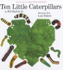 Martin, Bill, Jr.,Ten Little Caterpillars