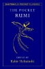 Kabir,The Pocket Rumi