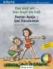 Böse, Susanne,Das sind wir - Von Kopf bis Fuß. Kinderbuch Deutsch-Türkisch