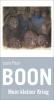 Boon, Louis Paul,Mein kleiner Krieg