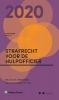 M.G.M.  Hoekendijk,Zakboek Strafrecht voor de Hulpofficier 2020 2020