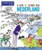 Juliette de Wit,Kleur- en speurboek Nederland