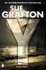 Sue  Grafton,Y staat voor…