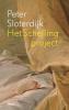<b>Peter  Sloterdijk</b>,Het schelling-project