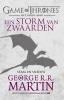 <b>George R.R.  Martin</b>,Game of Thrones  3 1 Storm van zwaarden - staal en sneeuw