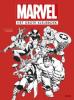 ,<b>Marvel Het grote kleurboek</b>