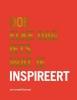 Robie  Rogge,Doe elke dag iets wat je inspireert