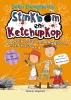 John  Dougherty,Stinkbom en Ketchupkop op zoek naar het magische stekelvarken