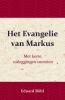 <b>Eduard  Böhl</b>,Het Evangelie van Markus
