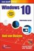 Bob van Duuren,Leer jezelf SNEL...Windows 10