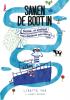 <b>Lisette  Vos</b>,Samen de boot in