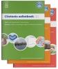 Citotoets oefenboeken compleet,groep 8 taal, lezen, woordenschat, taalverzorgingrekenen, getallen, verhoudingen, meten en meetkunde, verbanden