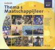Jasper van den Broeke,Thema`s Maatschappijleer 1 voor VMBO kgt-niveau lesboek