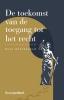 <b>Mies  Westerveld</b>,De toekomst van de toegang tot het recht