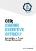 Erik F  Steketee ,CEO; Change Executive Officer?