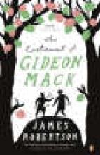 Robertson, James Testament of Gideon Mack