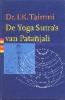 <b>I.K.  Taimni</b>,De yoga sutra`s van Patanjali