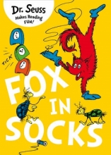 Seuss, Dr Fox in Socks