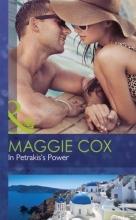 Cox, Maggie In Petrakis`s Power