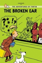 Herge The Broken Ear