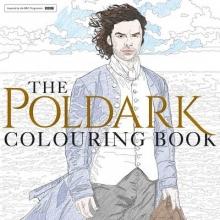 Poldark,   Gwen Burns The Poldark Colouring Book