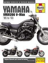 Haynes Publishing Yamaha V-Max (85-03)
