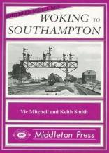 Vic Mitchell,   Keith Smith Woking to Southampton