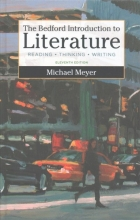 Meyer, Michael Bedford Introduction to Literature 11E & Documenting Sources in MLA Style