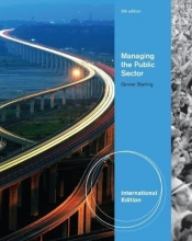 Starling Managing the Public Sector, International Edition