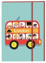 London Notebook A6