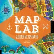 Jill K. Berry,   Linden McNeilly Map Art Lab