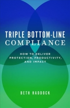 Haddock, Beth Triple Bottom-Line Compliance