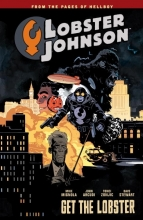 Mignola, Mike,   Arcudi, John Lobster Johnson 4