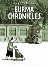 Delisle, Guy Burma Chronicles