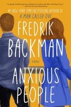 Neil Backman  Fredrik    Smith, Anxious People
